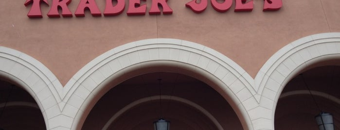 Trader Joe's is one of Irvine CA.