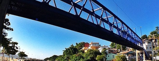 Ponte da Lagoa is one of Floripa by The.