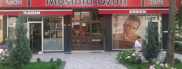 Mustafa Uzun is one of Tempat yang Disukai ECE.