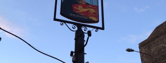 Richard the First is one of must visit in London.