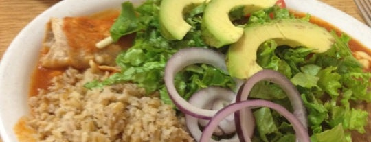 Leonor's Vegetarian Mexican Restaurant is one of Los Angeles Favorites.