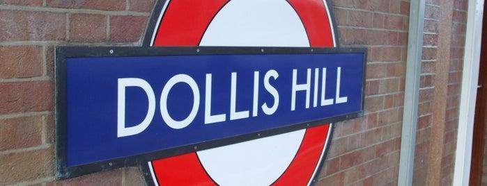 Dollis Hill London Underground Station is one of Underground Stations in London.