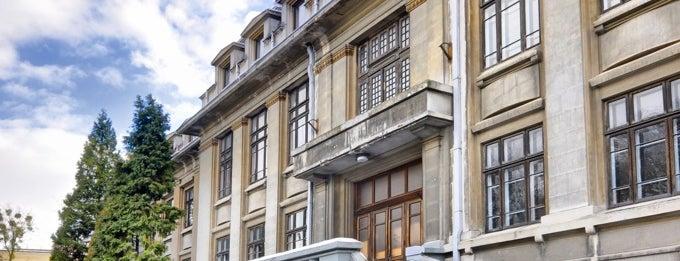 Інститут біології, хімії та біоресурсів ЧНУ is one of Чернівецький національний університет.