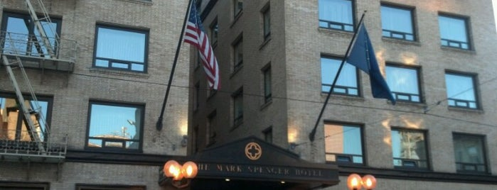 The Mark Spencer Hotel is one of Honeymoon.