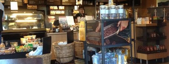 Starbucks is one of Tempat yang Disukai Alisa.