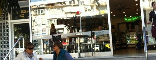 İmza Pastanesi is one of Kahveci & Fırın & Çaycı.
