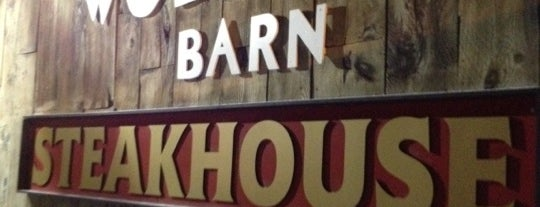 Wobbly Barn Steakhouse is one of Drinks.