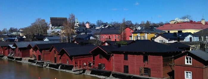 Jokiranta is one of Places to visit in Finland.