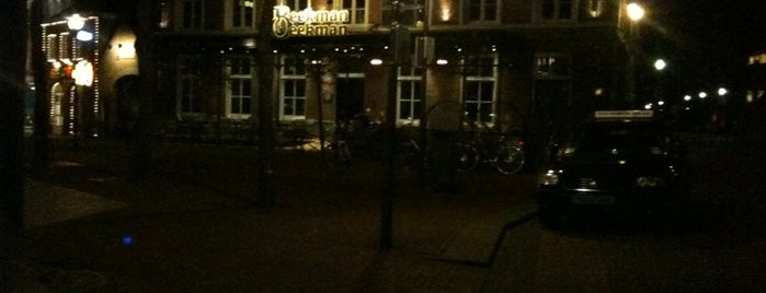 Beekman & Beekman is one of Misset Horeca Café Top 100 2013.