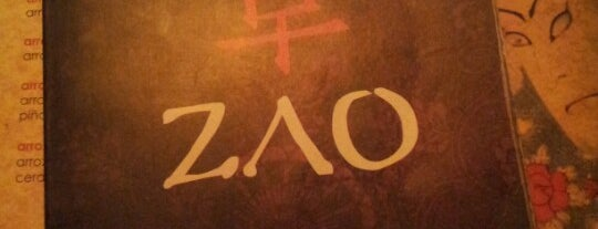 Zao Oriental Cuisine is one of Food & Fun - Quito.