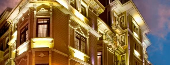 Konak Hotel is one of Lugares favoritos de Mesrure.