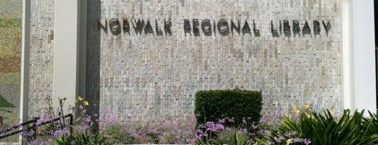 County of Los Angeles Public Library - Norwalk is one of Tempat yang Disimpan Stephen.