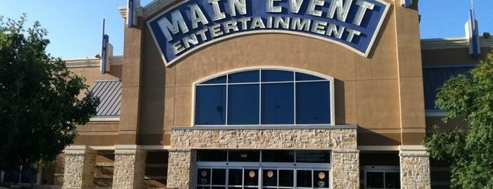 Main Event Entertainment is one of Locais curtidos por Kim.