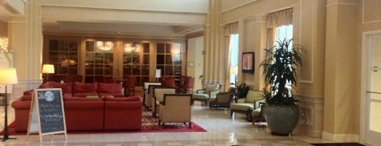 Mystic Marriott Hotel & Spa is one of icelle : понравившиеся места.