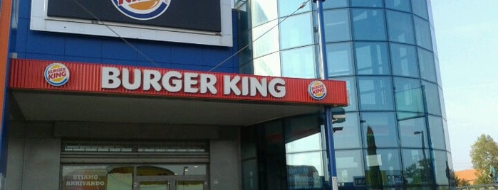 Burger King Navile is one of Bologna and closer best places.