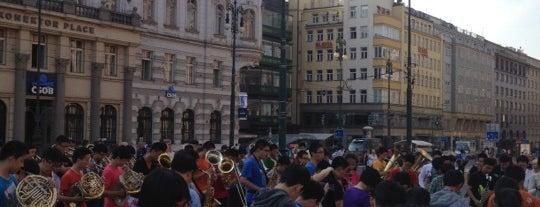 Platz der Republik is one of StorefrontSticker #4sqCities: Prague.