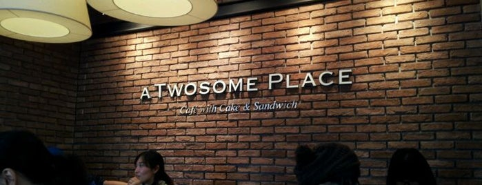 A TWOSOME PLACE is one of Lieux sauvegardés par Claire.
