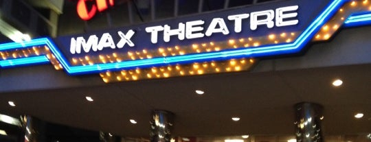 Regal New Roc 4DX, IMAX & RPX is one of Tempat yang Disukai Michael.