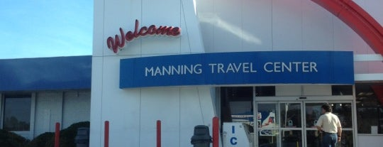 TravelCenters of America is one of Adam's Liked Places.