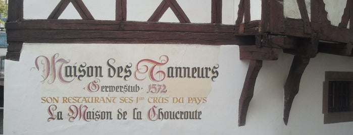 Maison des Tanneurs is one of schon gemacht 2.