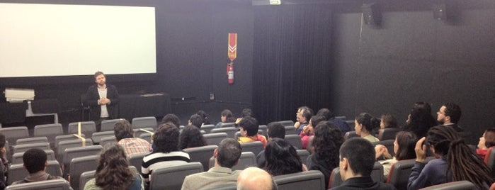 Cinusp Paulo Emílio is one of Rolê cinematográfico em SP.