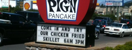 Pig'N Pancake is one of Lieux qui ont plu à Colleen.
