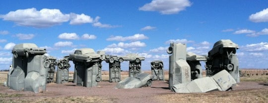 Carhenge is one of May Road Trip.