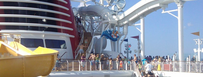 Aquaduck, Disney Dream is one of US TRAVEL FL.