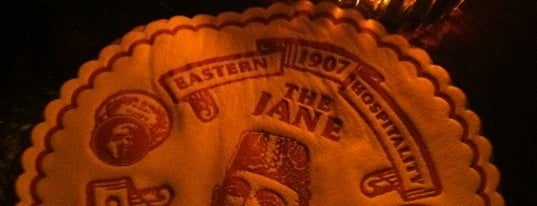 The Jane Hotel Ballroom is one of Places to Enjoy a Tiger Beer!.