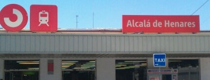 Cercanías Alcalá de Henares is one of Transporte Madrid.