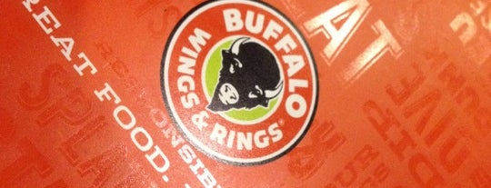 Buffalo Wings And Rings is one of Danny : понравившиеся места.