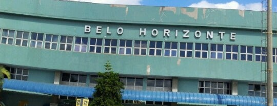 Aeroporto de Belo Horizonte / Pampulha - Carlos Drummond de Andrade (PLU) is one of Aeroporto.