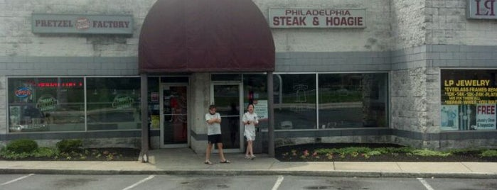 Philadelphia Steak & Hoagie is one of Lugares favoritos de Jason.