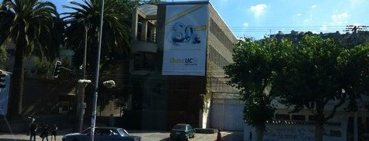 Duoc UC is one of Lieux qui ont plu à Lorena.