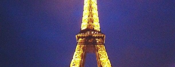 Campo di Marte is one of Paris.