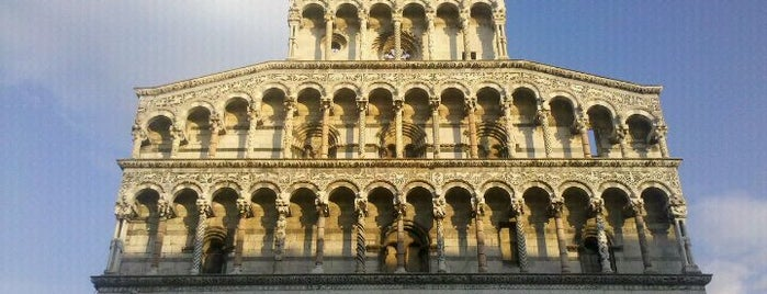 Duomo di Lucca is one of ITALY  best cities.