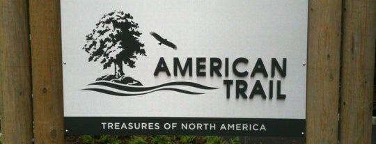 American Trail Exhibit is one of Washington.