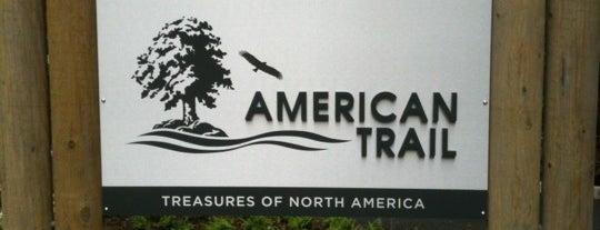 National Zoo American Trail is one of sweetpearacer 님이 좋아한 장소.
