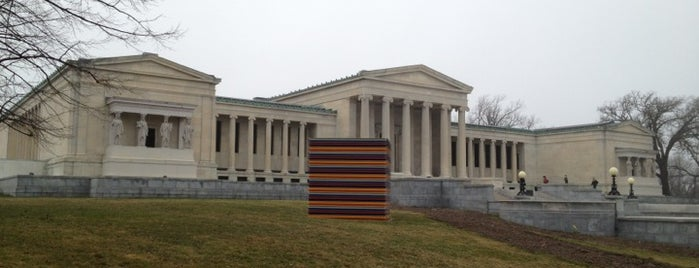 Albright-Knox Art Gallery is one of StorefrontSticker City Guides: Buffalo.