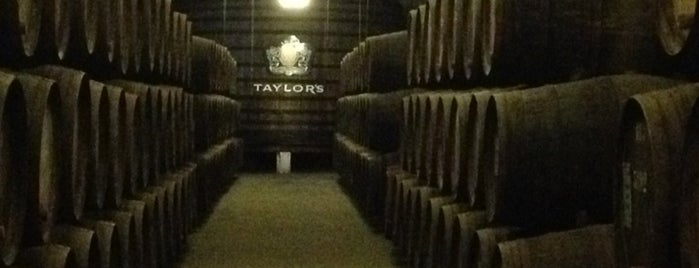 Caves Taylor's is one of Porto.