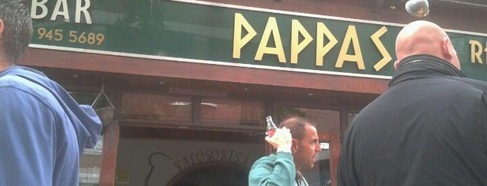 Pappas Restaurant is one of Restaurants.