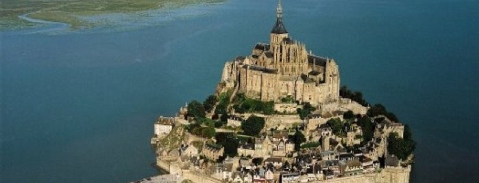 Le Mont-Saint-Michel is one of The Bucket List.