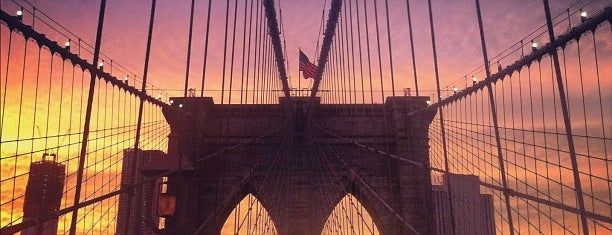 Brooklyn Bridge is one of Recommendations from Friends!.