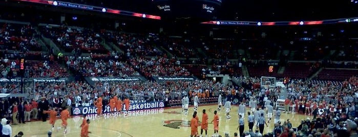 Value City Arena - Jerome Schottenstein Center is one of Summer Events To Visit....