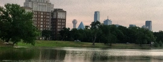 Lake Cliff Park is one of Dallas.