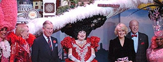 Beach Blanket Babylon is one of SAN FRANCISCO.
