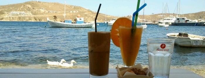 Indigo Bar is one of Serifos, Greece.