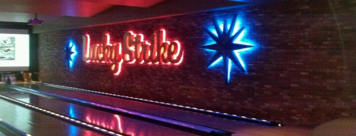 Lucky Strike Phoenix is one of How The West Was Won.