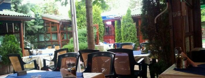 Ресторант Фея is one of สถานที่ที่ Лин ถูกใจ.