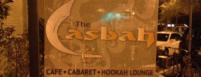 Casbah Cafe is one of Best of Jacksonville.